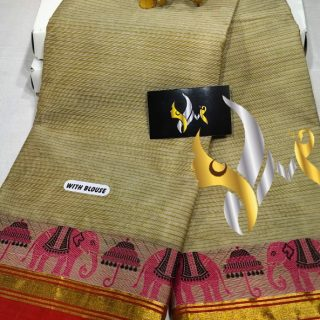 chettinaad cotton sarees with running  blouse